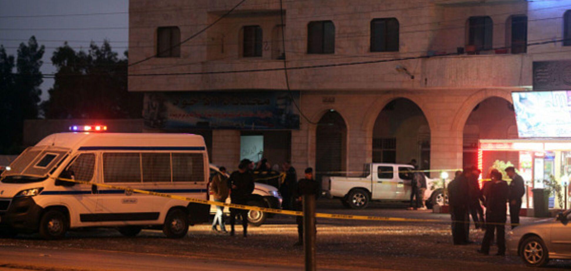 теракт в Иордании