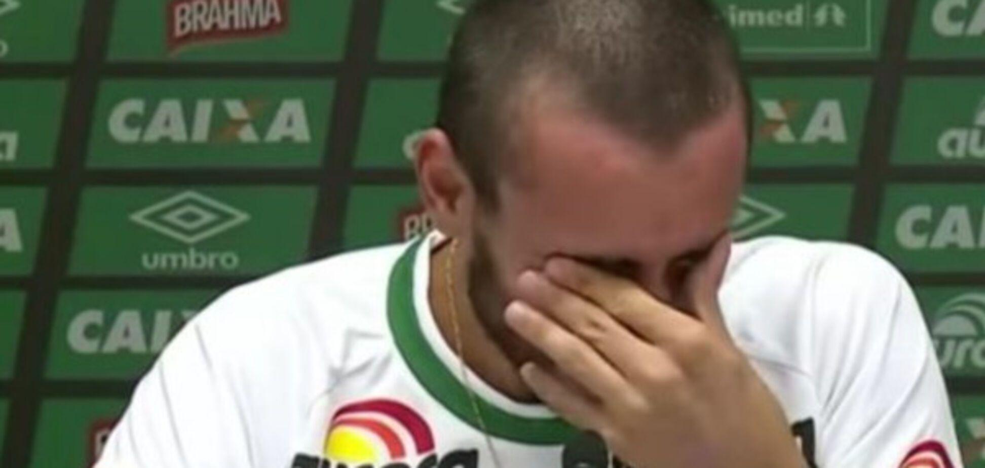 Участник авиакатастрофы с бразильскими футболистами рассказал, как он выжил