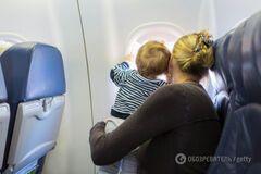 Комаровський відповів, з якого віку дітям можна літати на літаках