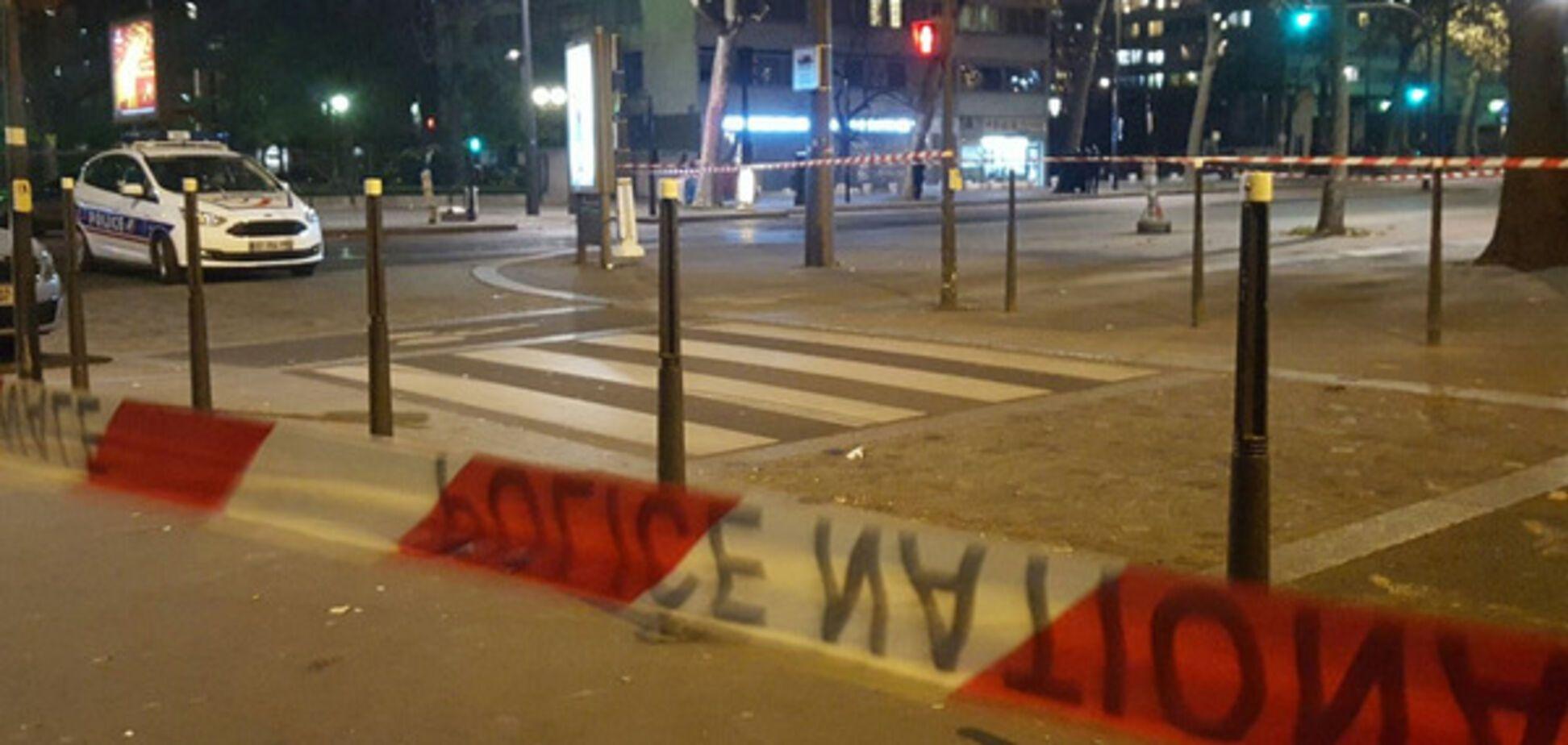 Захват заложников в Париже