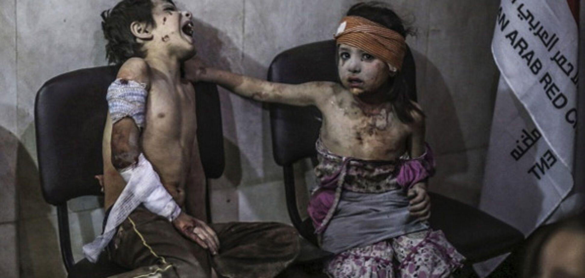 Наслідки війни в Сирії