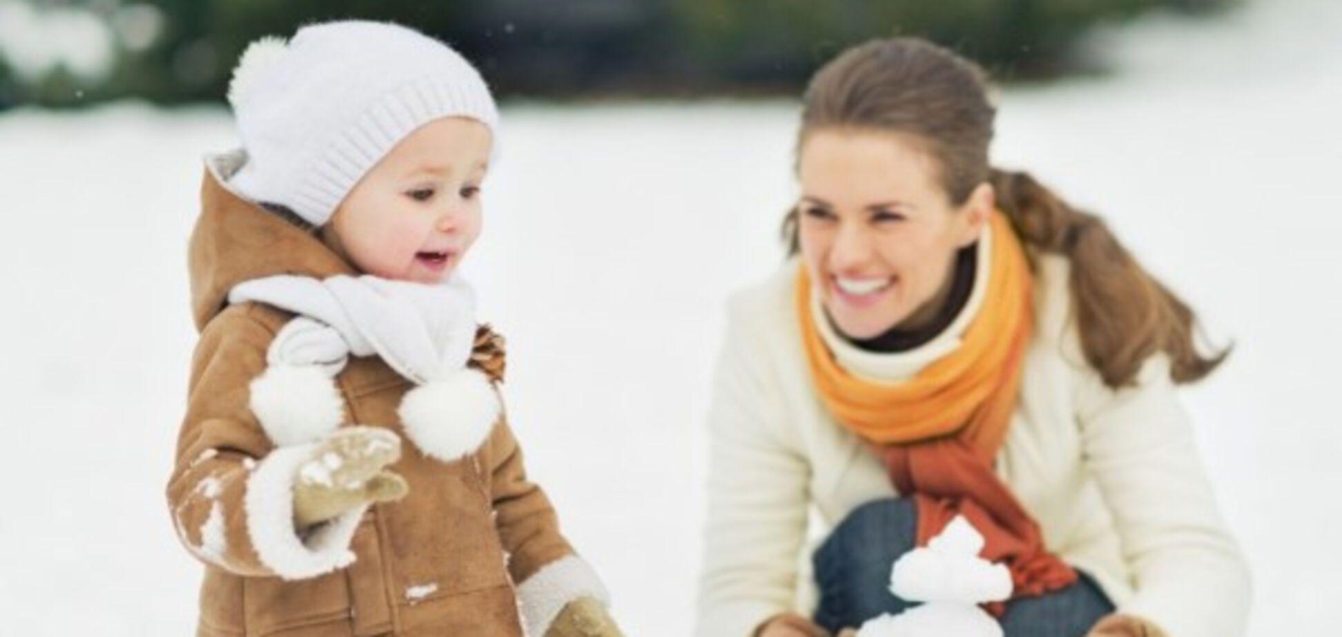 Гулять так гулять: собираемся на зимнюю прогулку с ребенком