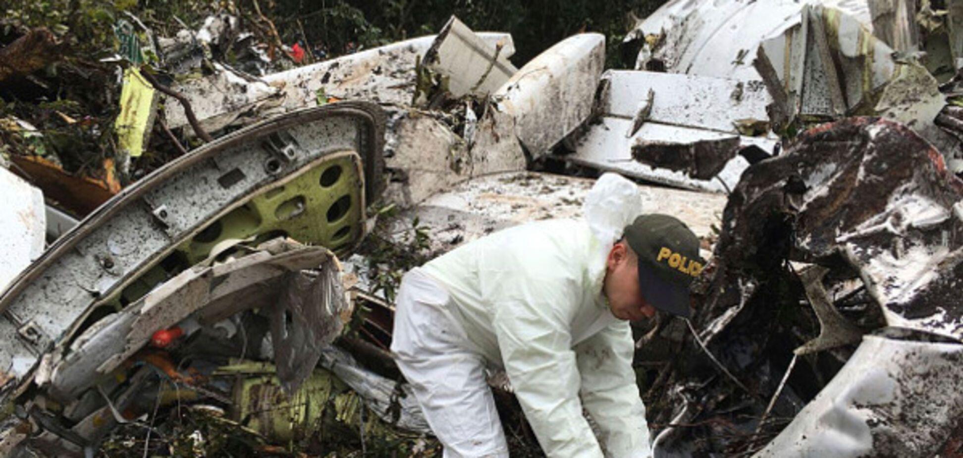 Шапекоенсе авікатастрофа в Колумбії