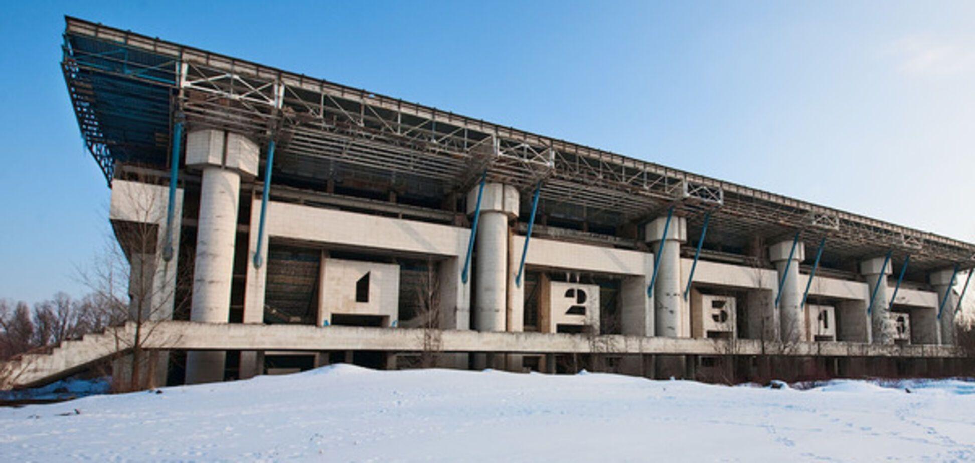 Льодовий стадіон