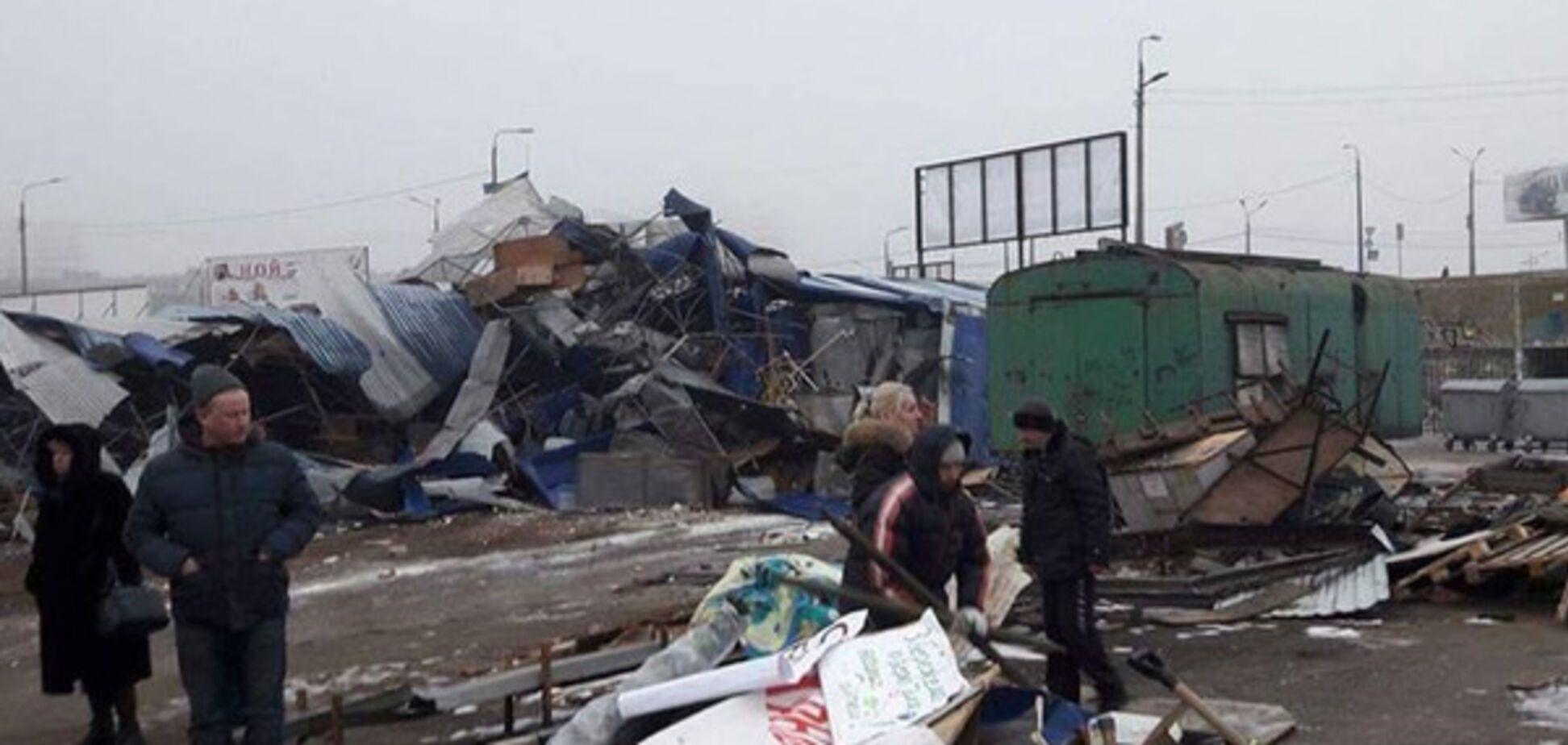 знесення ринку Харківська