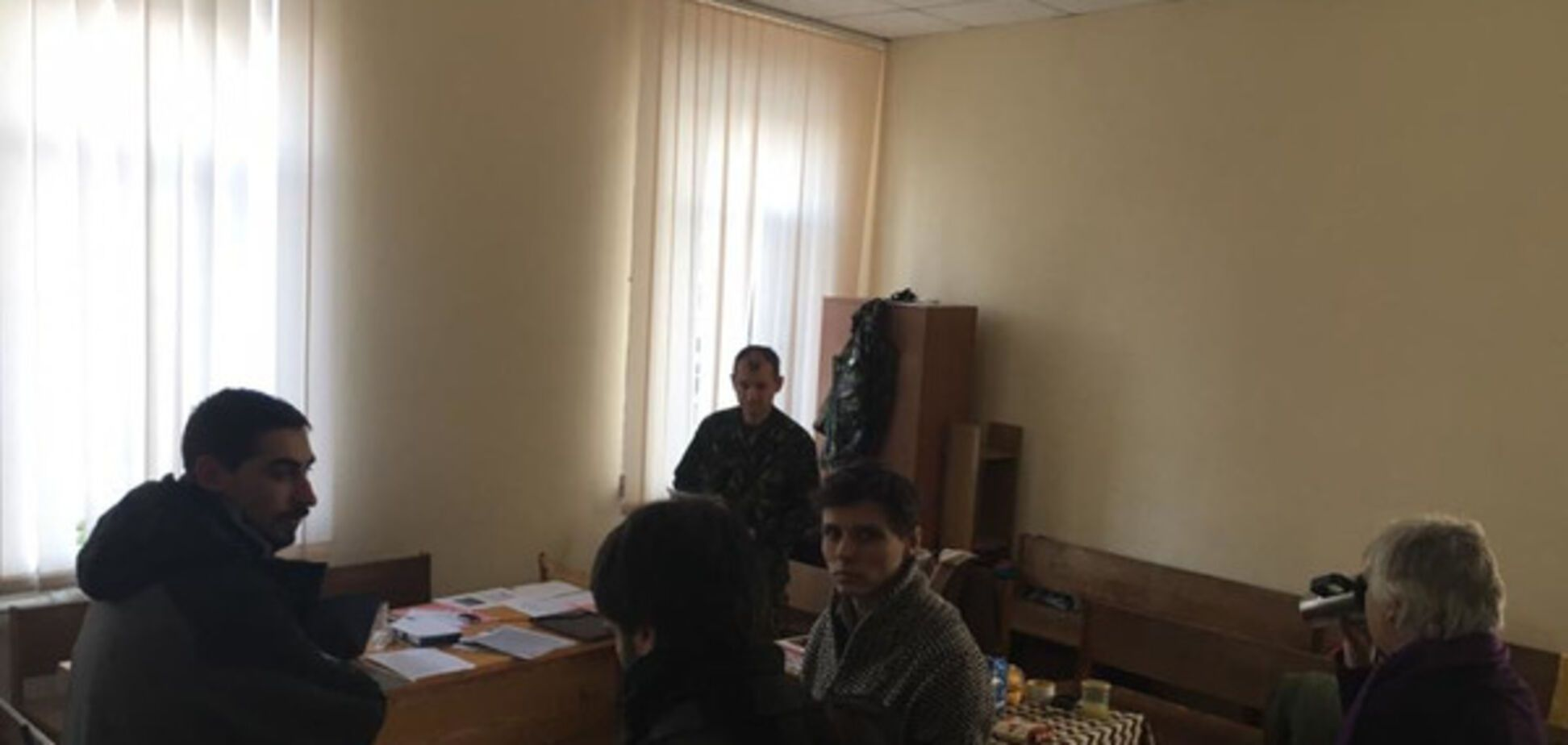 Суддя часів Януковича довела до відчаю активістів євромайдан