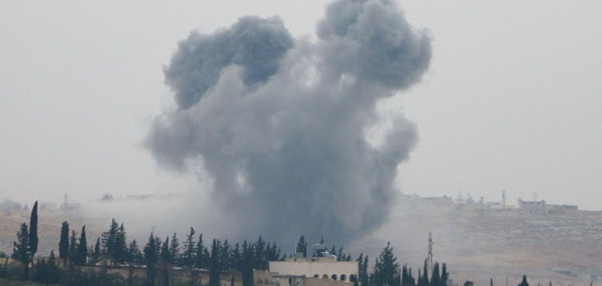 В Сирии от турецких авиаударов погибли 88 человек, в том числе – 24 ребенка