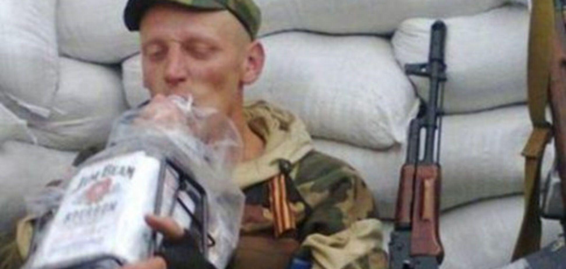Безудержное пьянство и саботаж: террористы начали отмечать новогодние праздники
