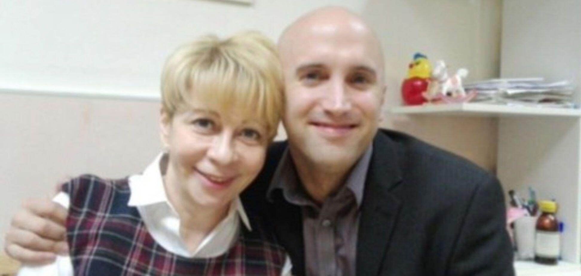 Грэм Филлипс и Доктор Лиза