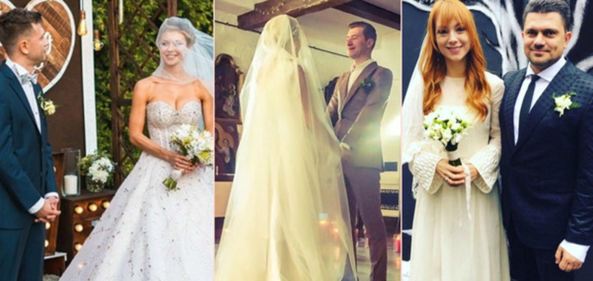 Свадьбы известных артистов