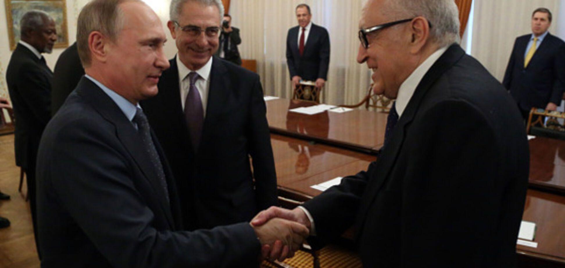 Киссинджер и Путин