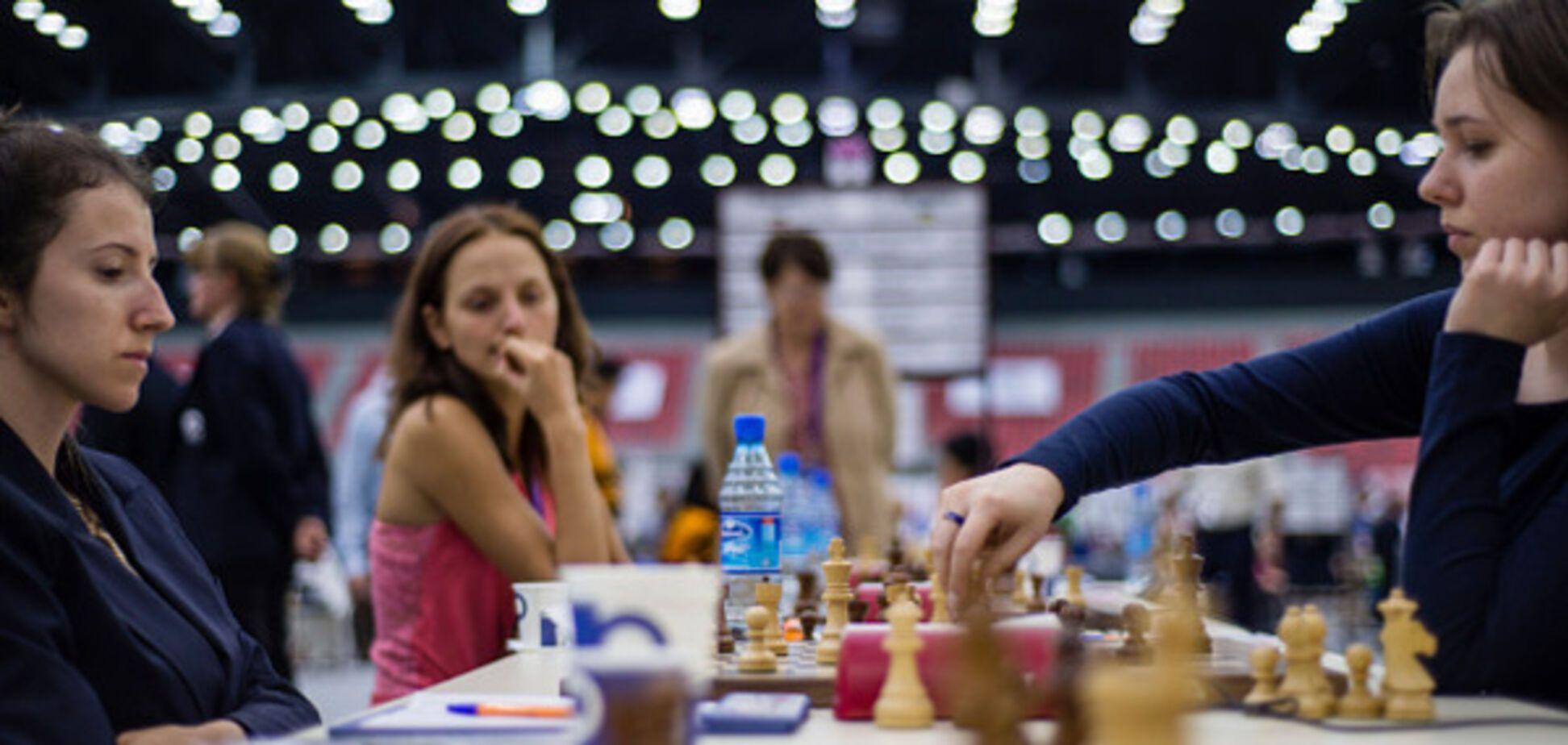 Марія Музичук шахи