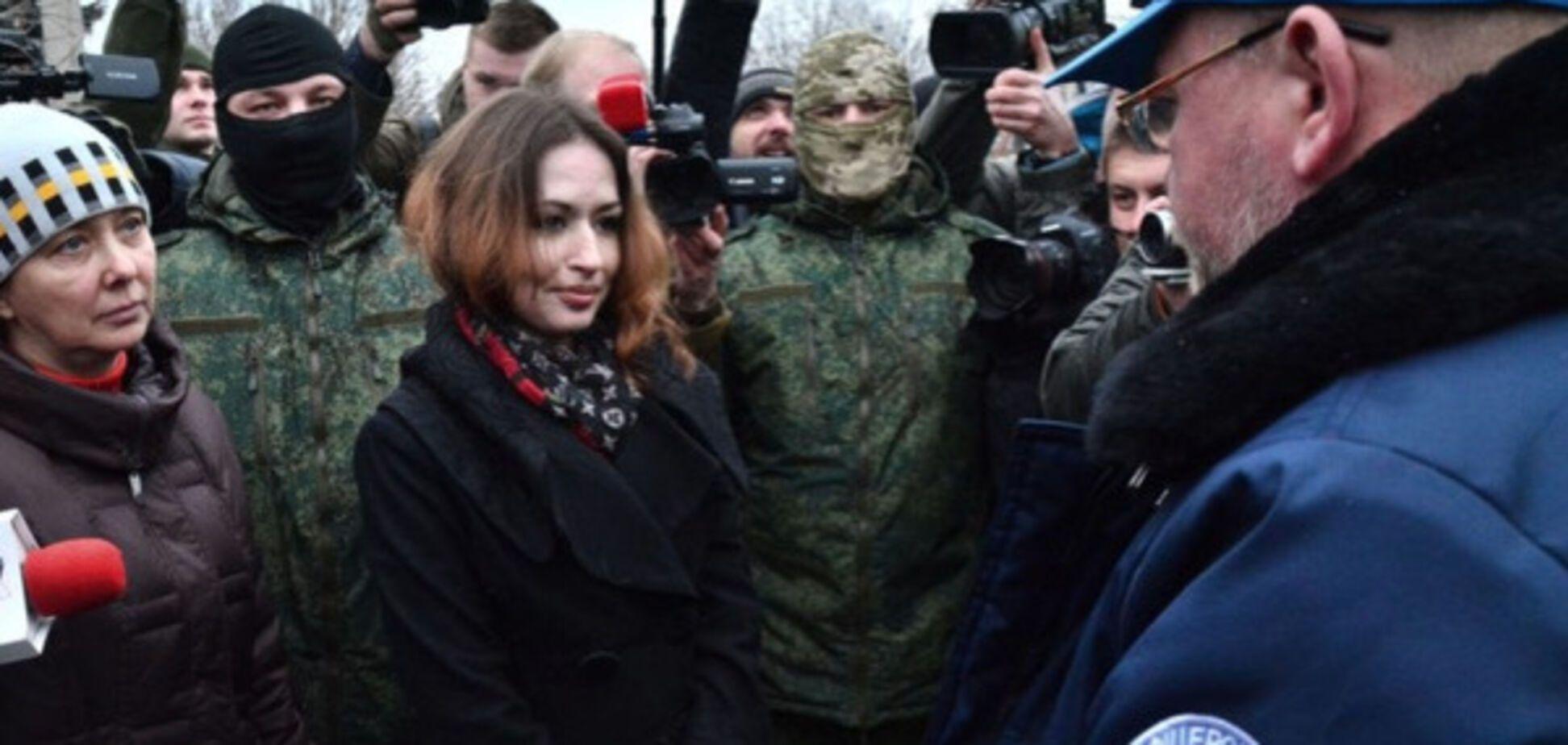 Сети накрыла волна насмешек в адрес заложниц \'ДНР\'