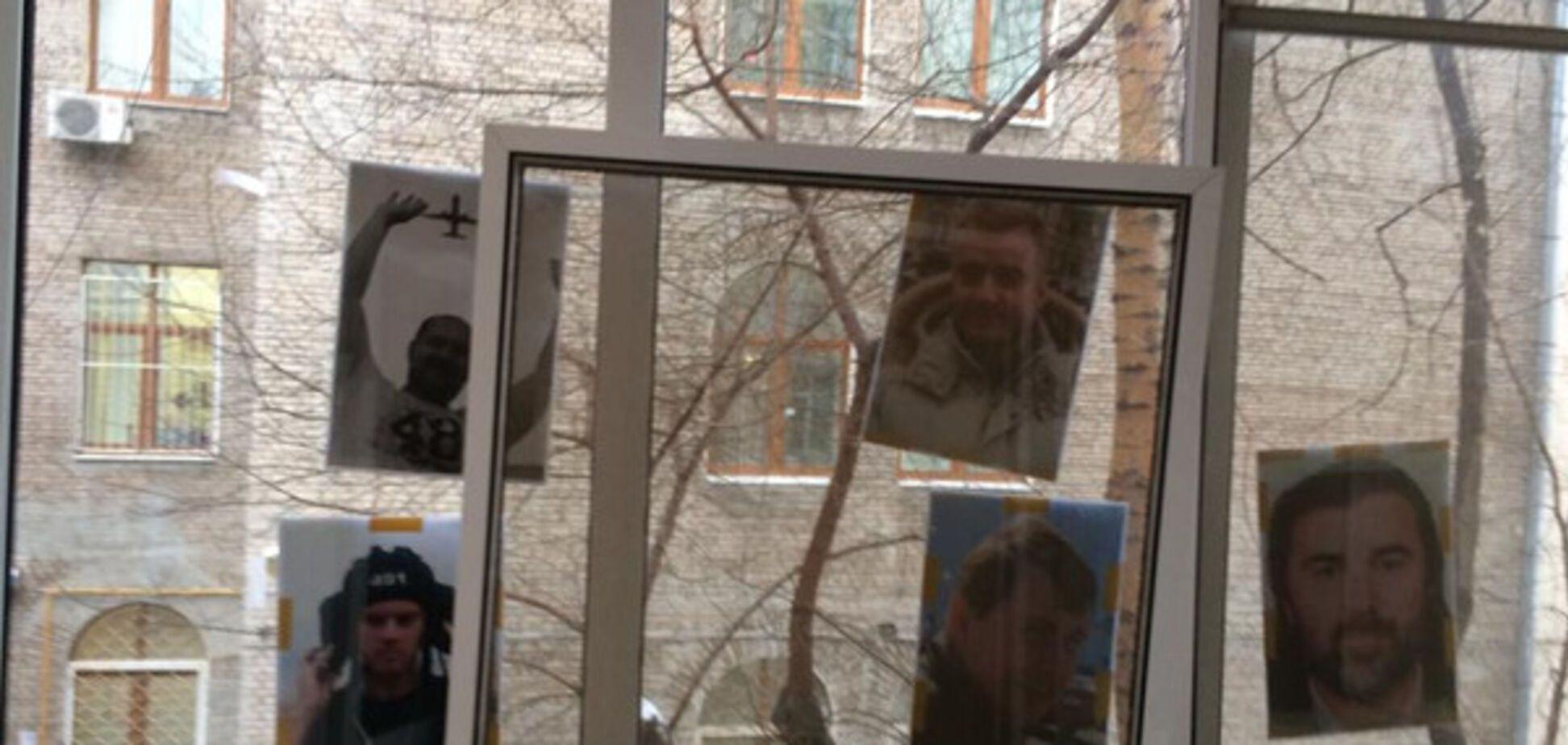 В Москве скандальной журналистке устроили \'атаку мертвецов с Ту-154\'