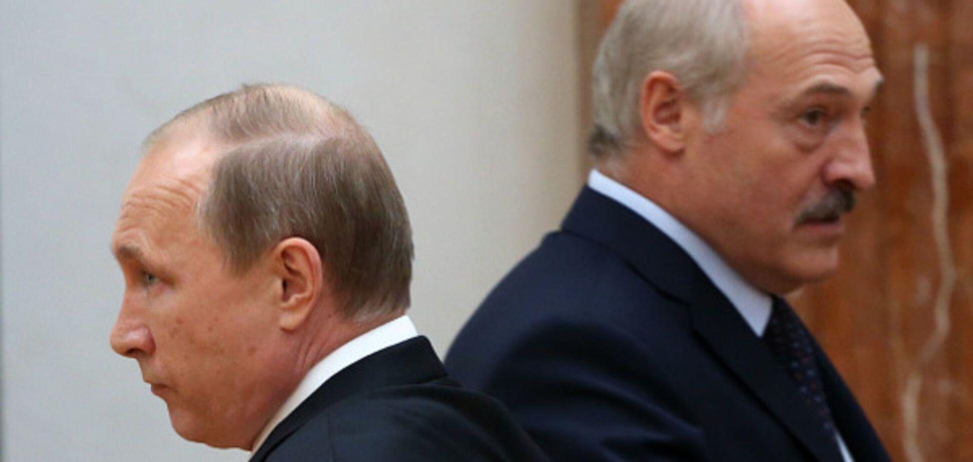 Владимир Путин, Александр Лукашенко