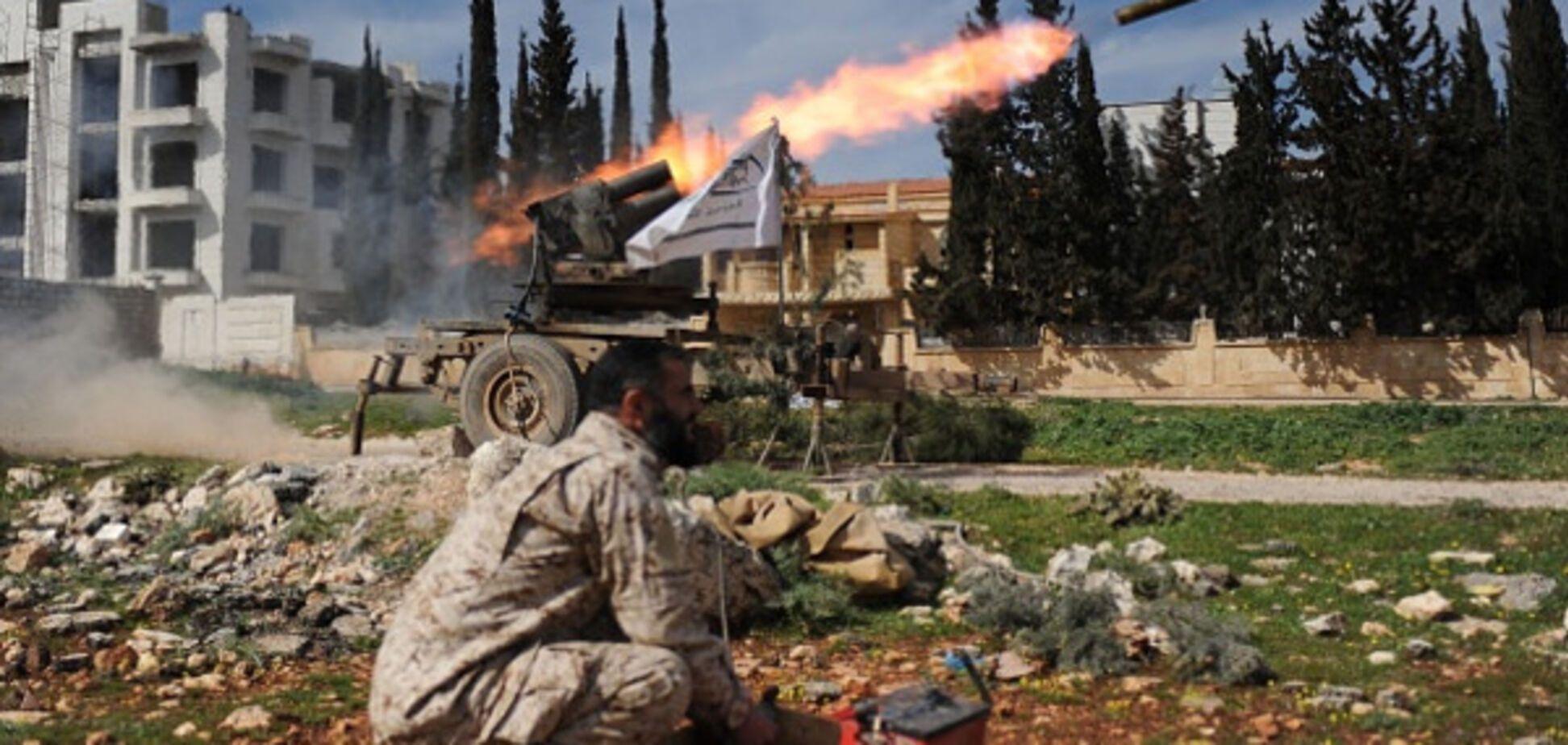 50 тысяч боевиков: Россия обнародовала список участников перемирия в Сирии