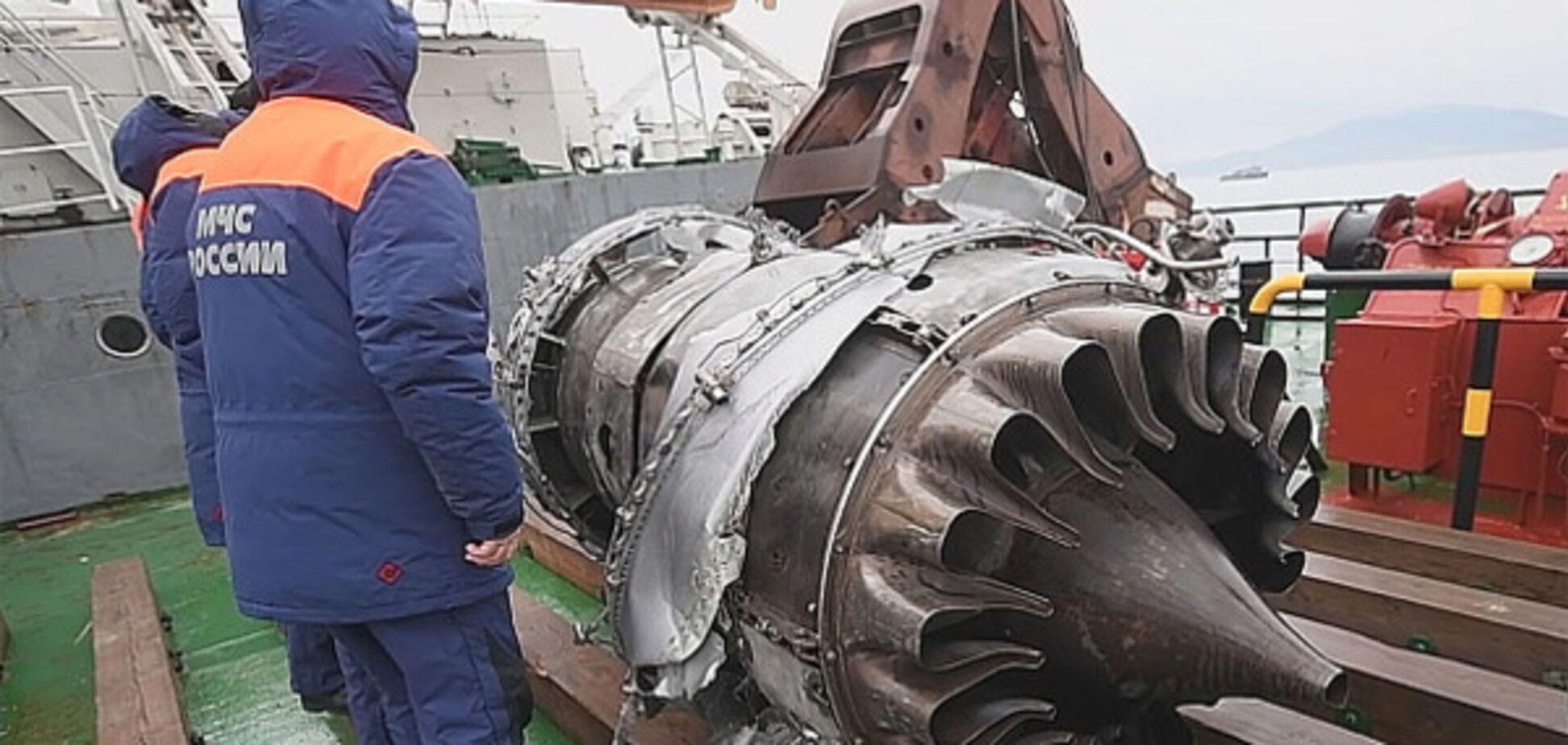 Крах Ту-154