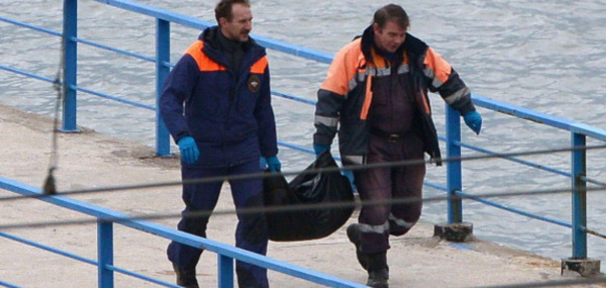 Крах Ту-154 Міноборони Росії
