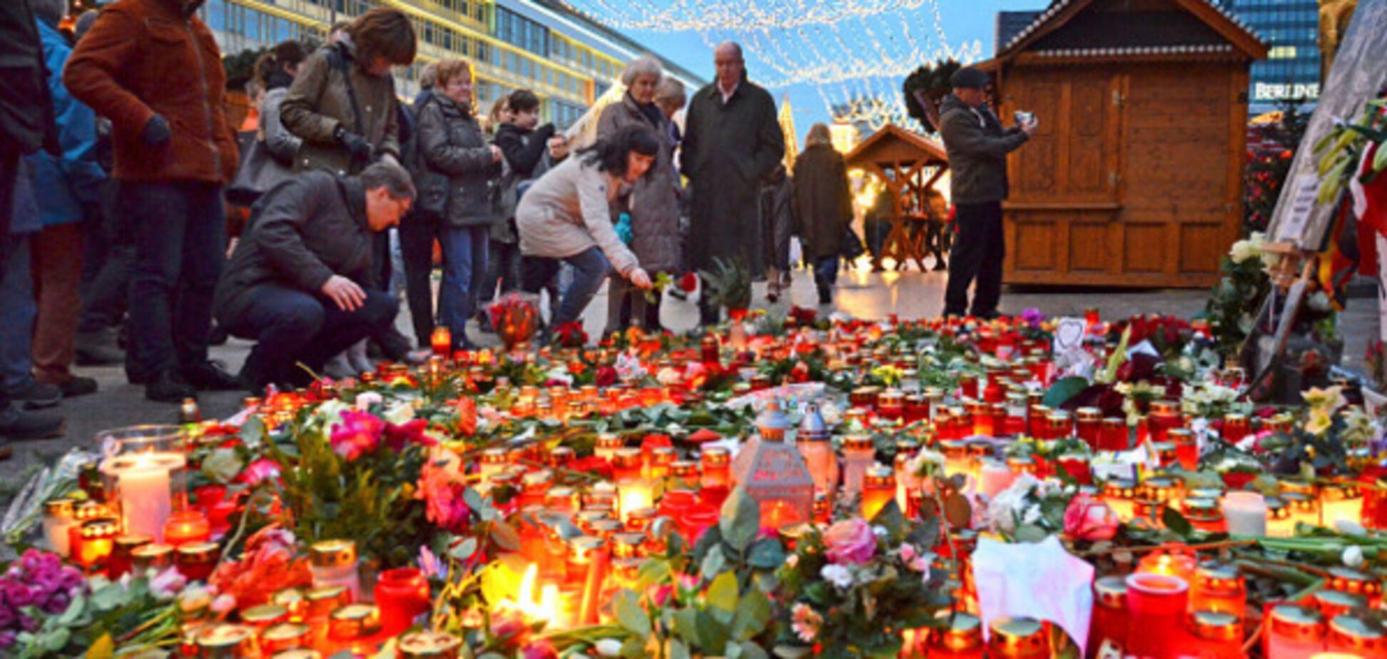 теракт Берлин