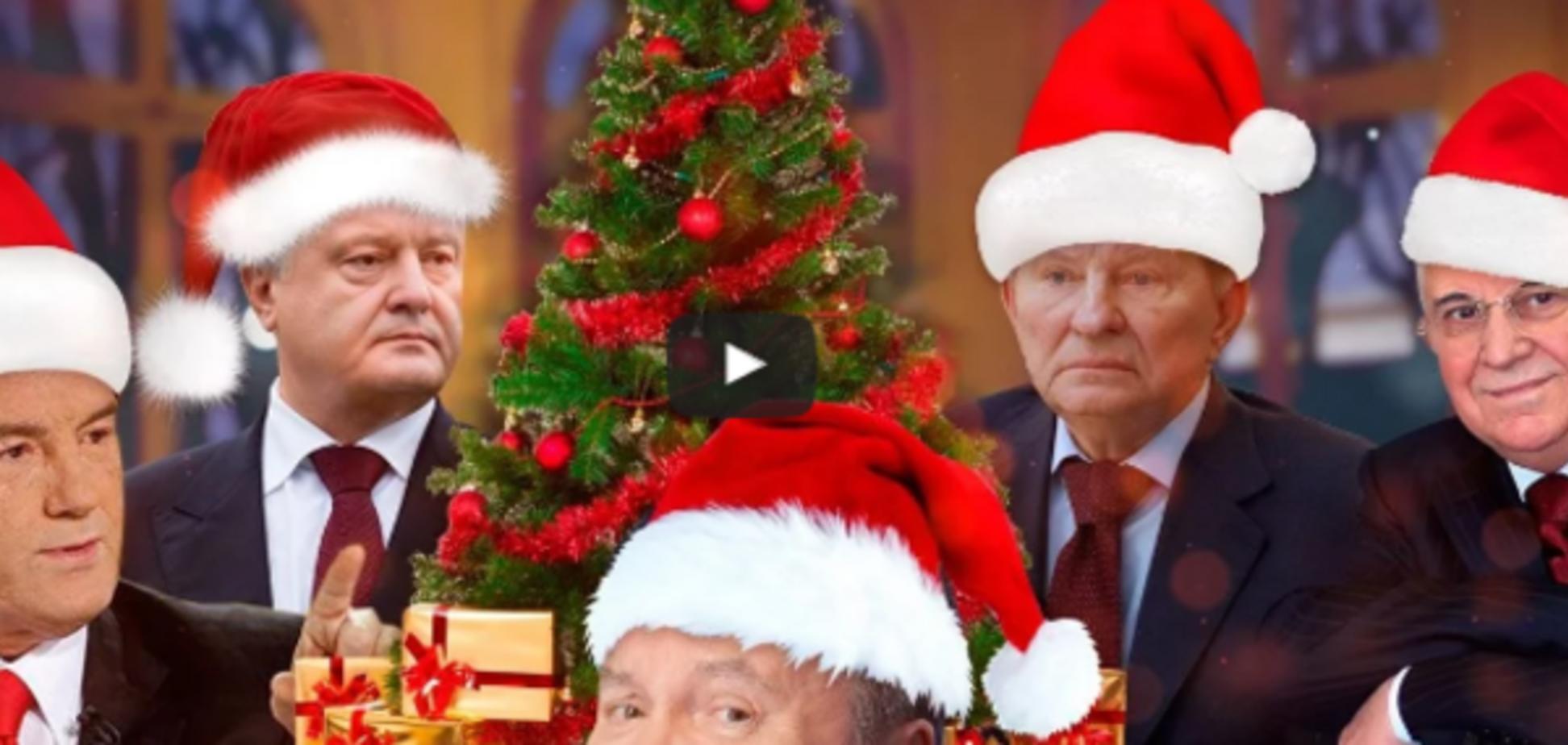 Все президенты Украины