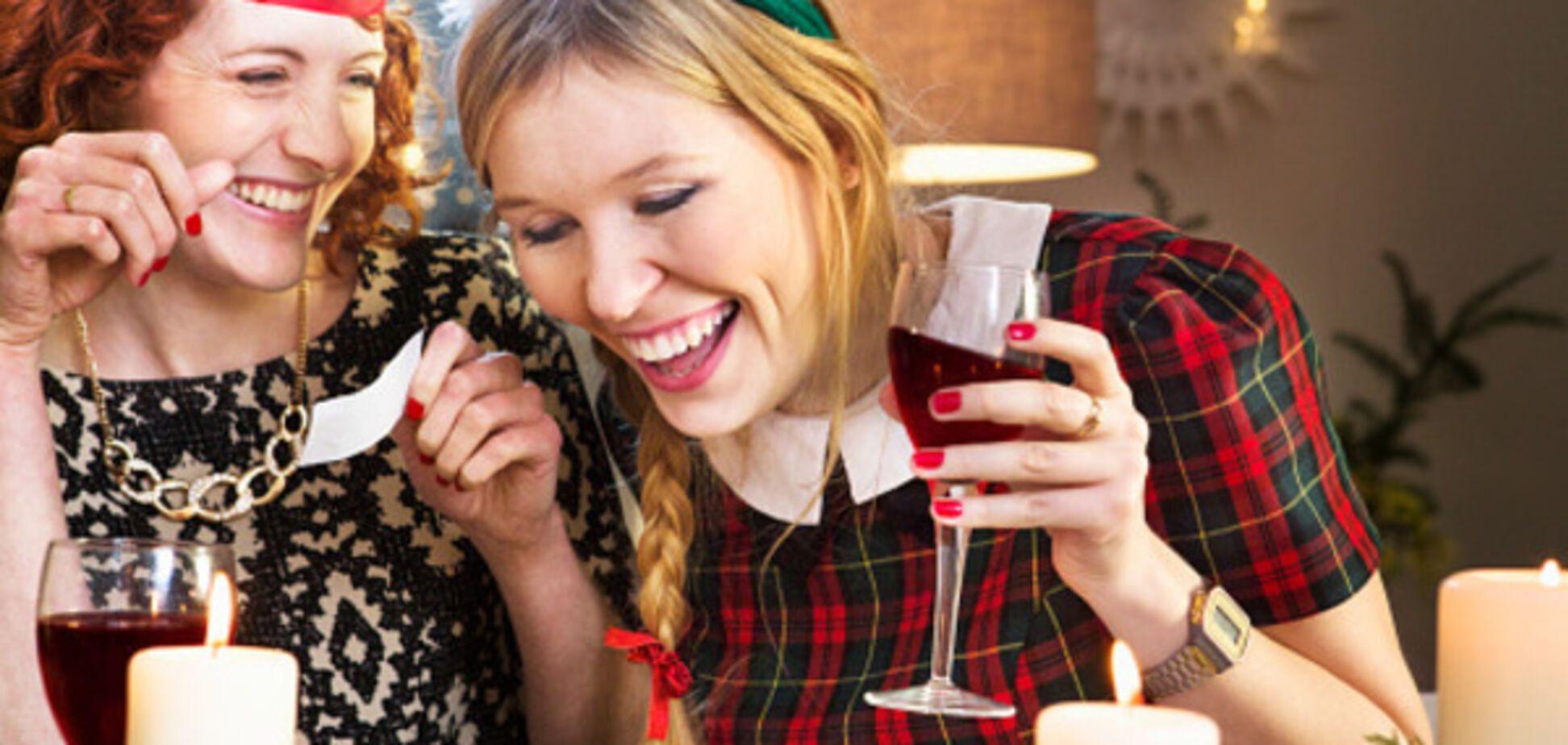 П'ять секретних способів вижити за новорічним столом