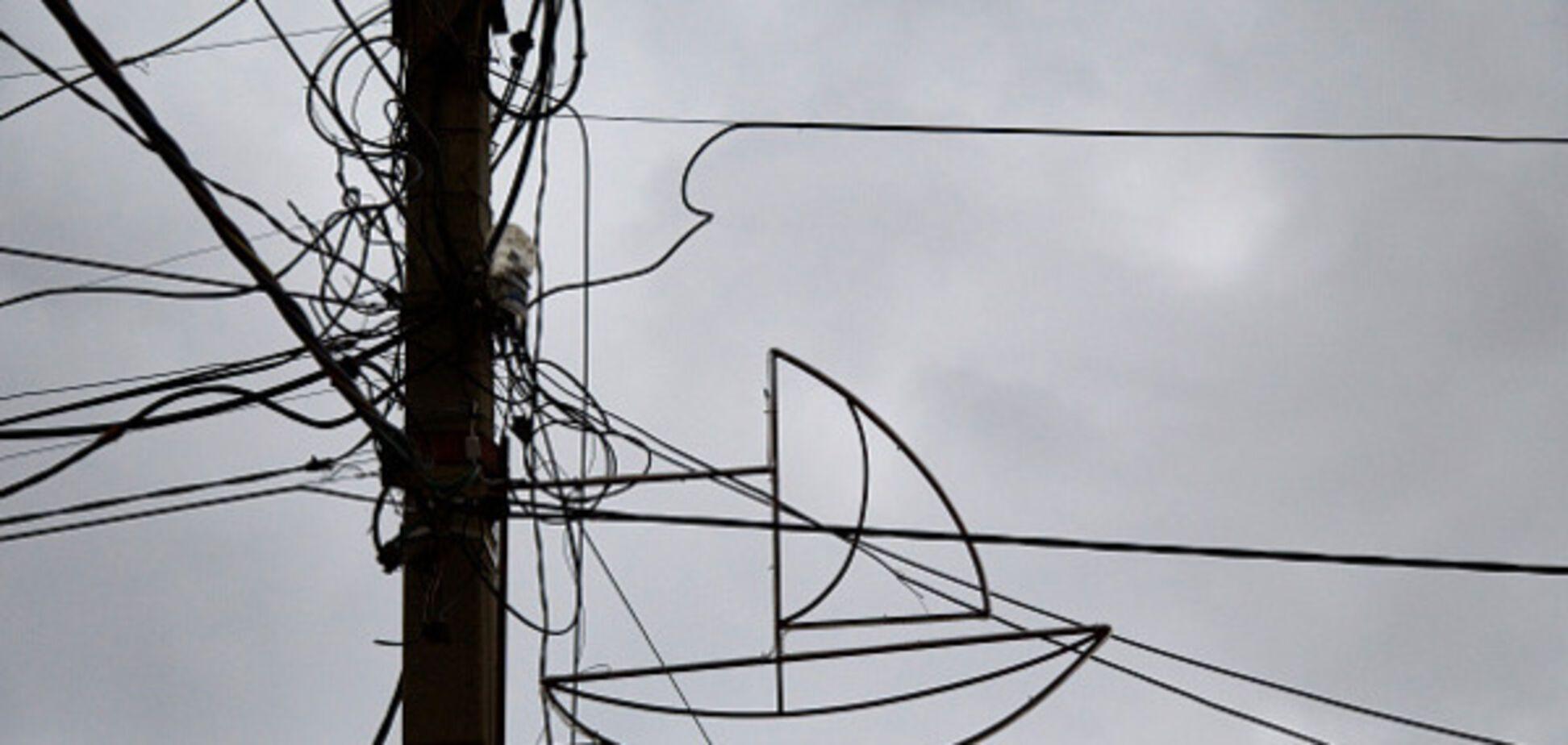 Електрика в Криму