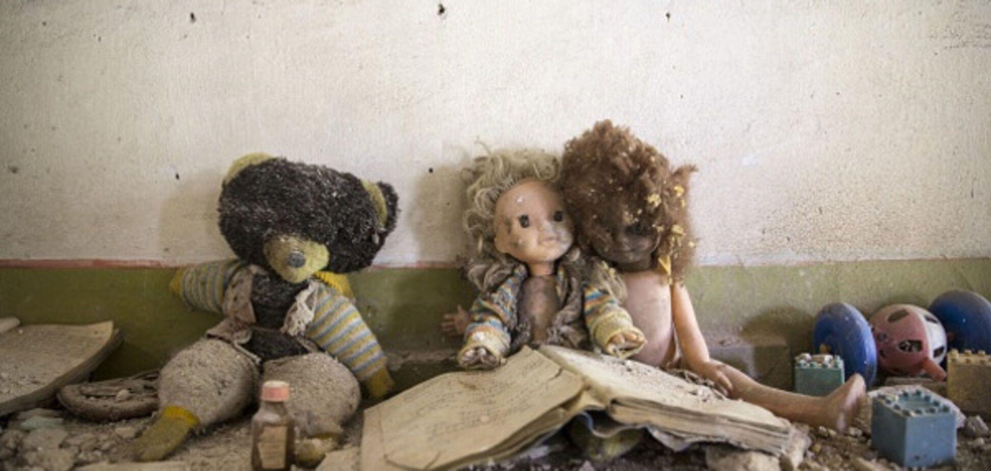 Наслідки аварії на Чорнобильській АЕС