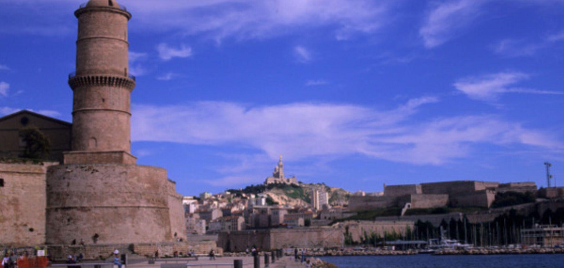 Старий порт Марселя
