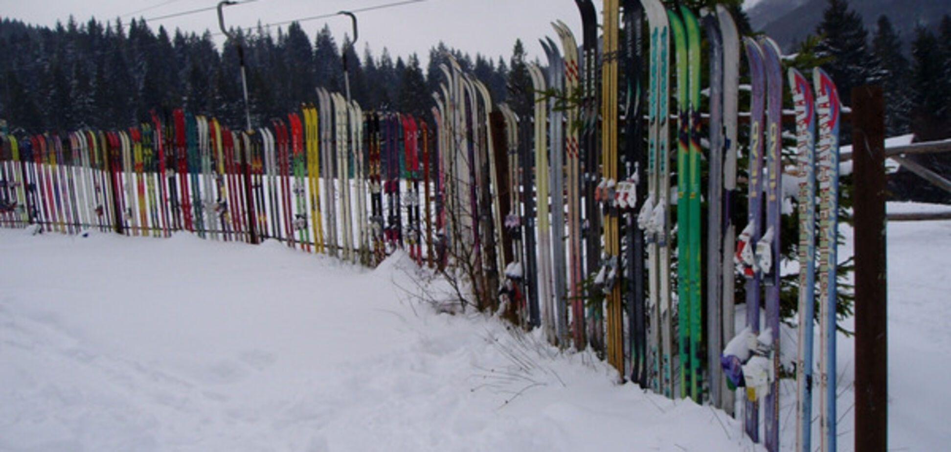 На Закарпатті відкрили унікальний музей лиж