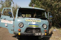 В зоне АТО у военных отберут автомобили, подаренные волонтерами