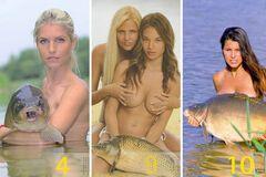 Дівчата на рибалці