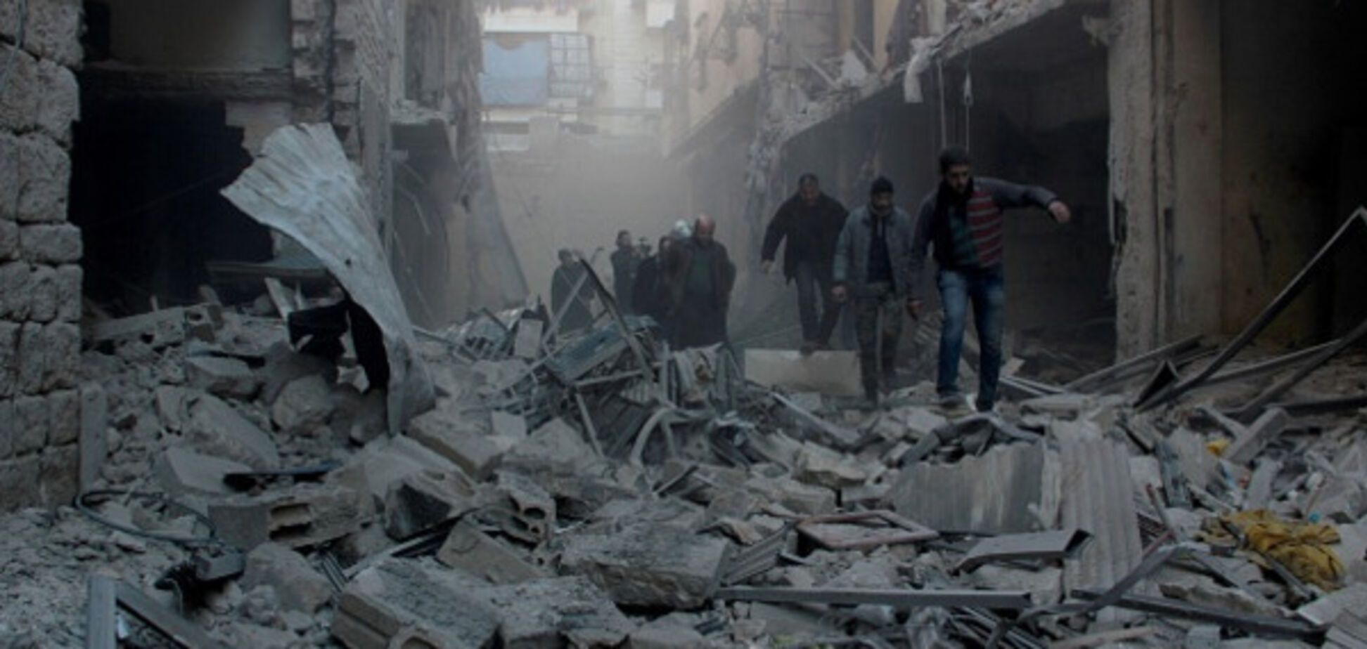 Россия обвинила США в обстреле госпиталя в Алеппо
