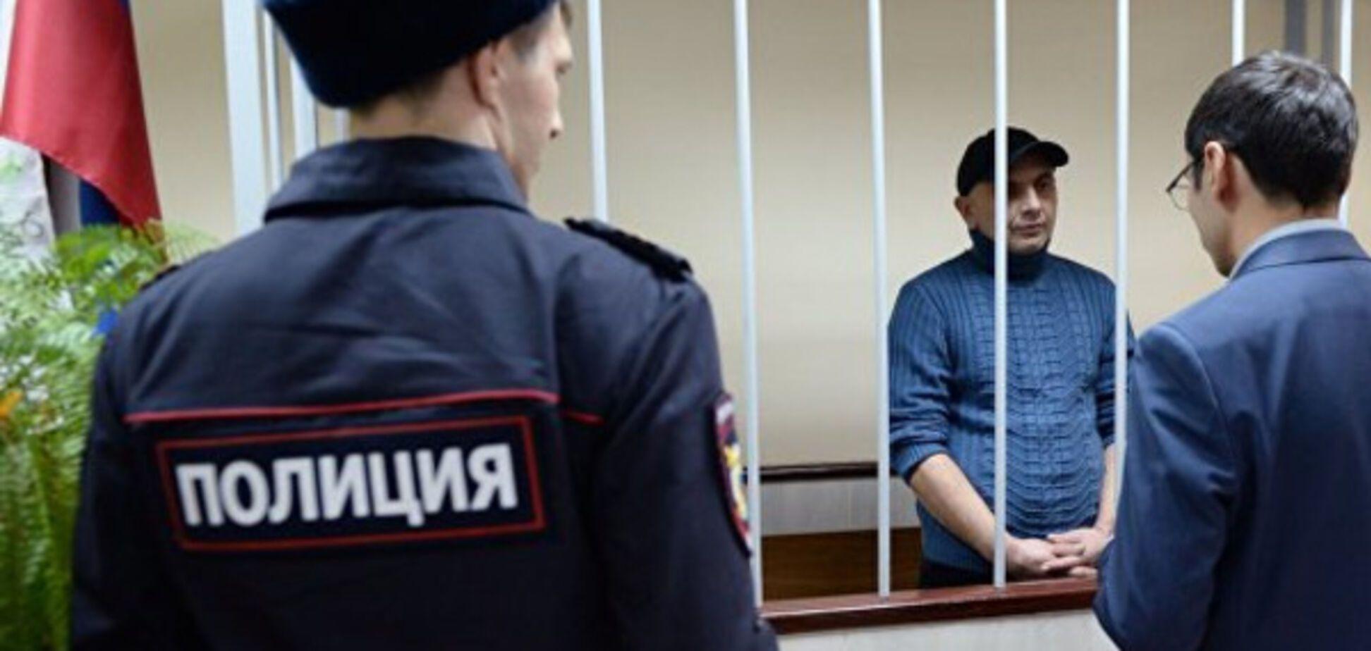 Андрей Захтей в суде