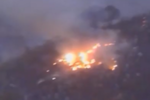 Катастрофа літака у Пакистані: з\u0027явилося відео з місця трагедії
