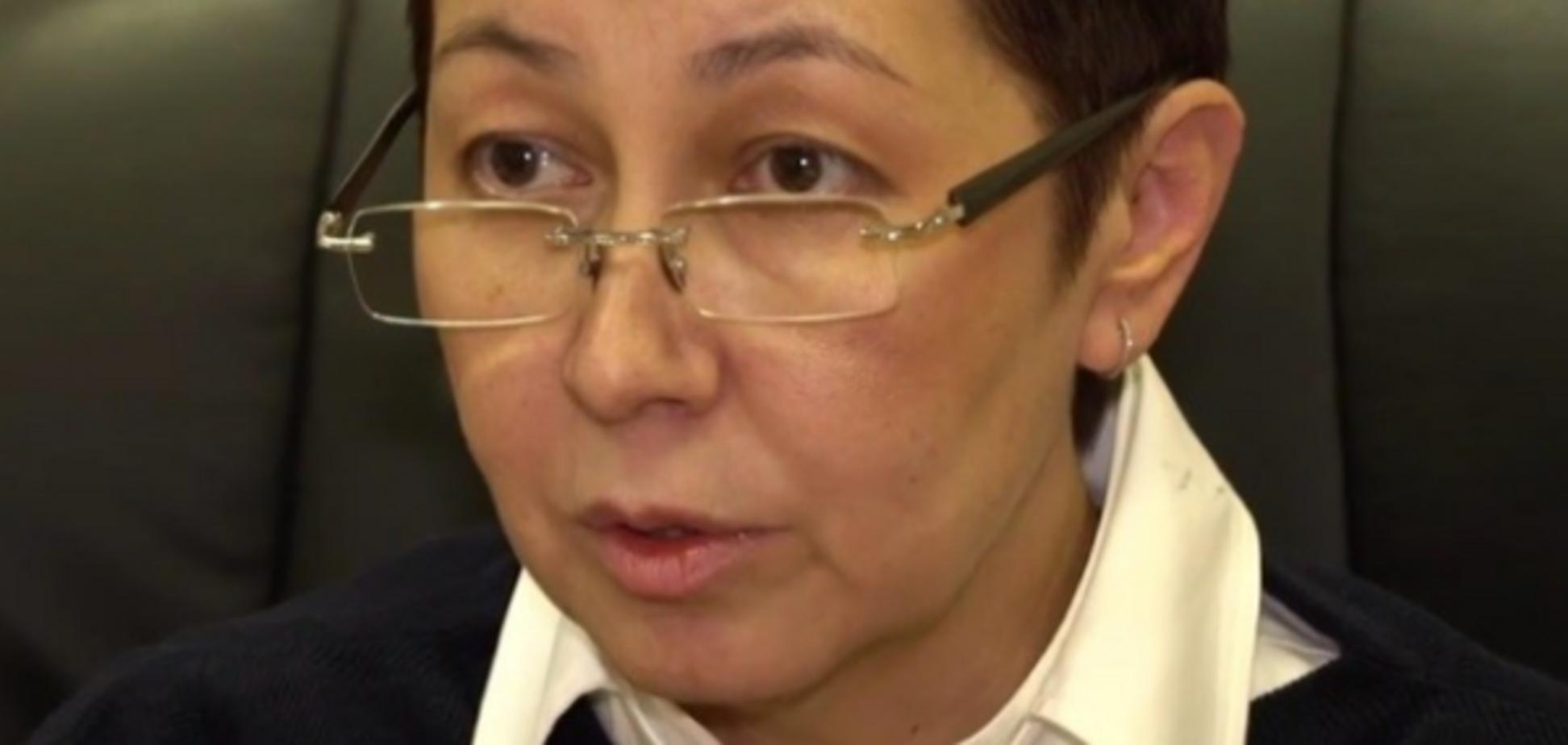 Председатель Голосеевского районного суда Киева Елена Первушина