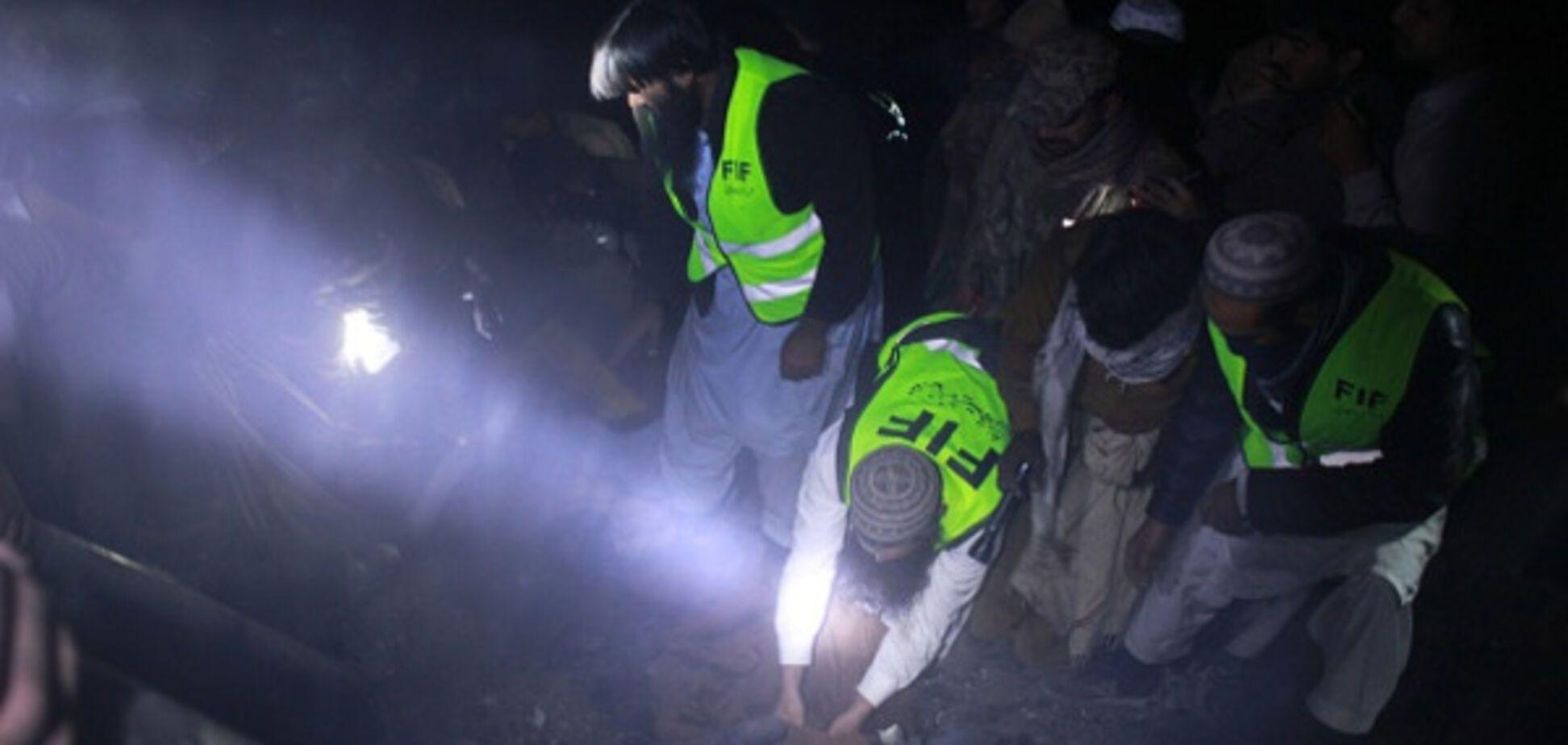Названо офіційну версію аварії літака в Пакистані