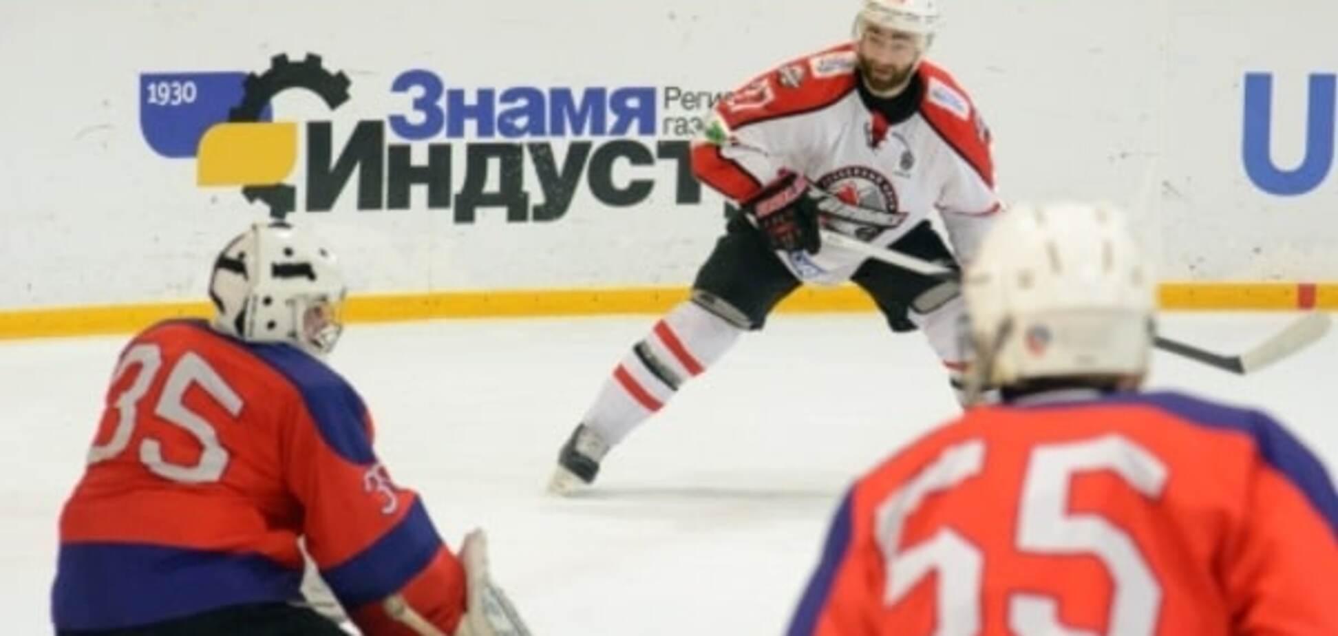 'Донбас' влаштував гольову феєрію у матчі з киянами