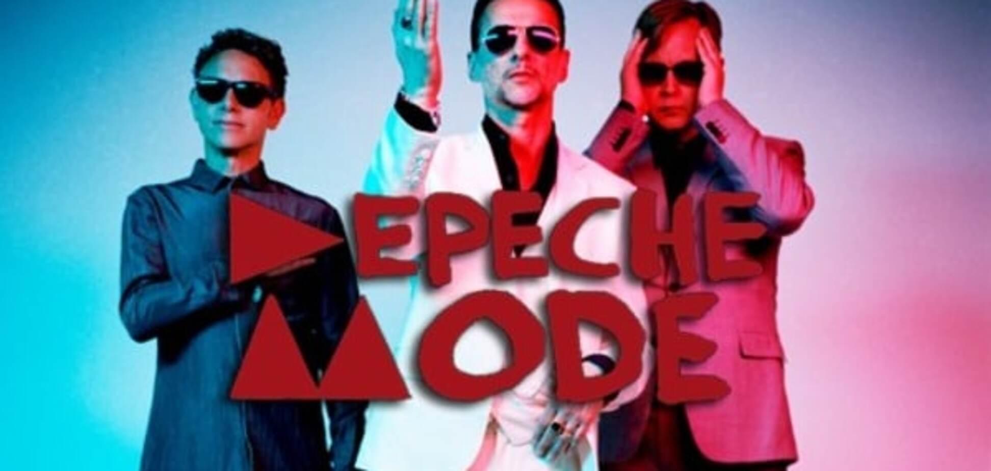 35-летие дебюта Depeche Mode: новый альбом и лучшее интервью