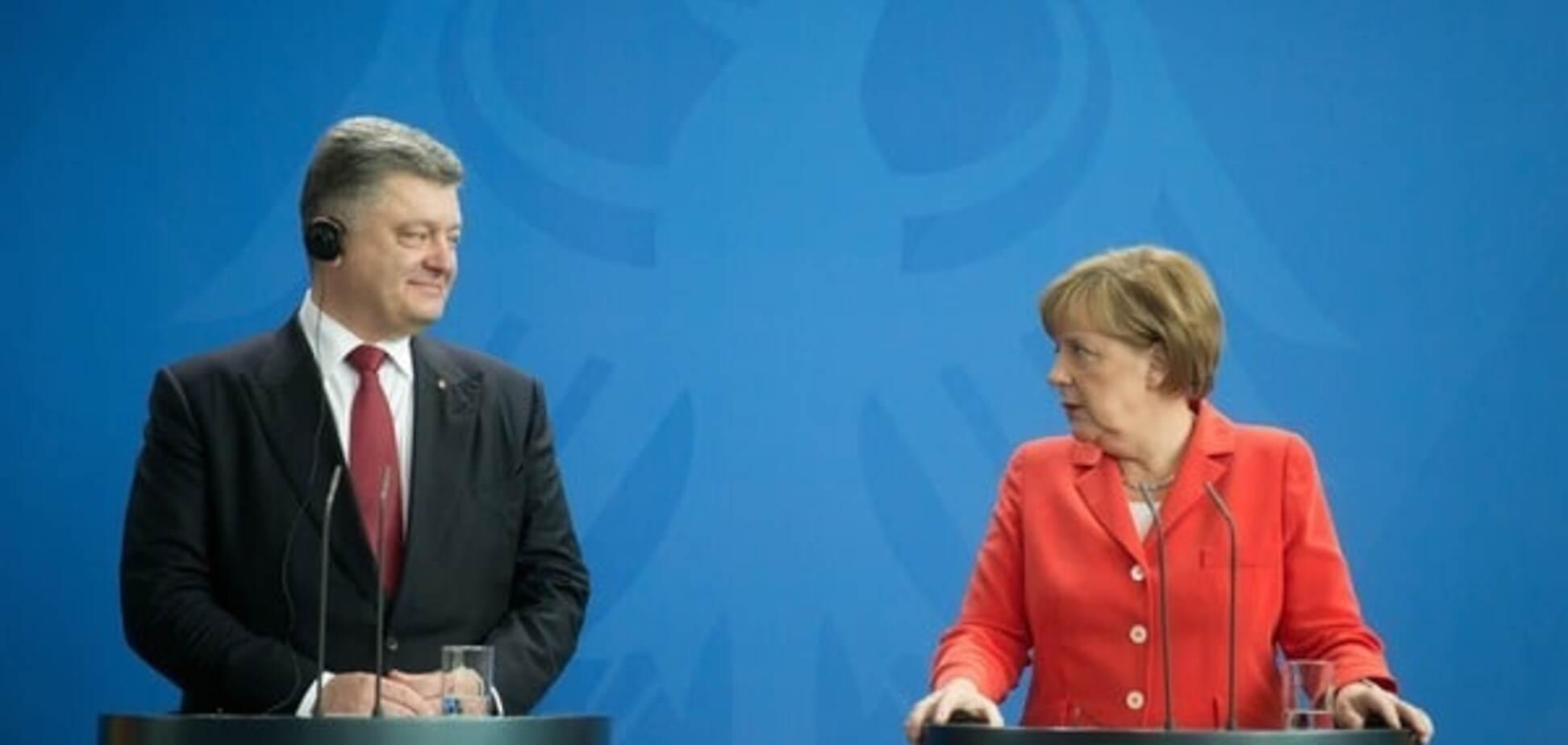 Мінськ-2: Меркель заявила про позицію ЄС щодо санкцій для Росії