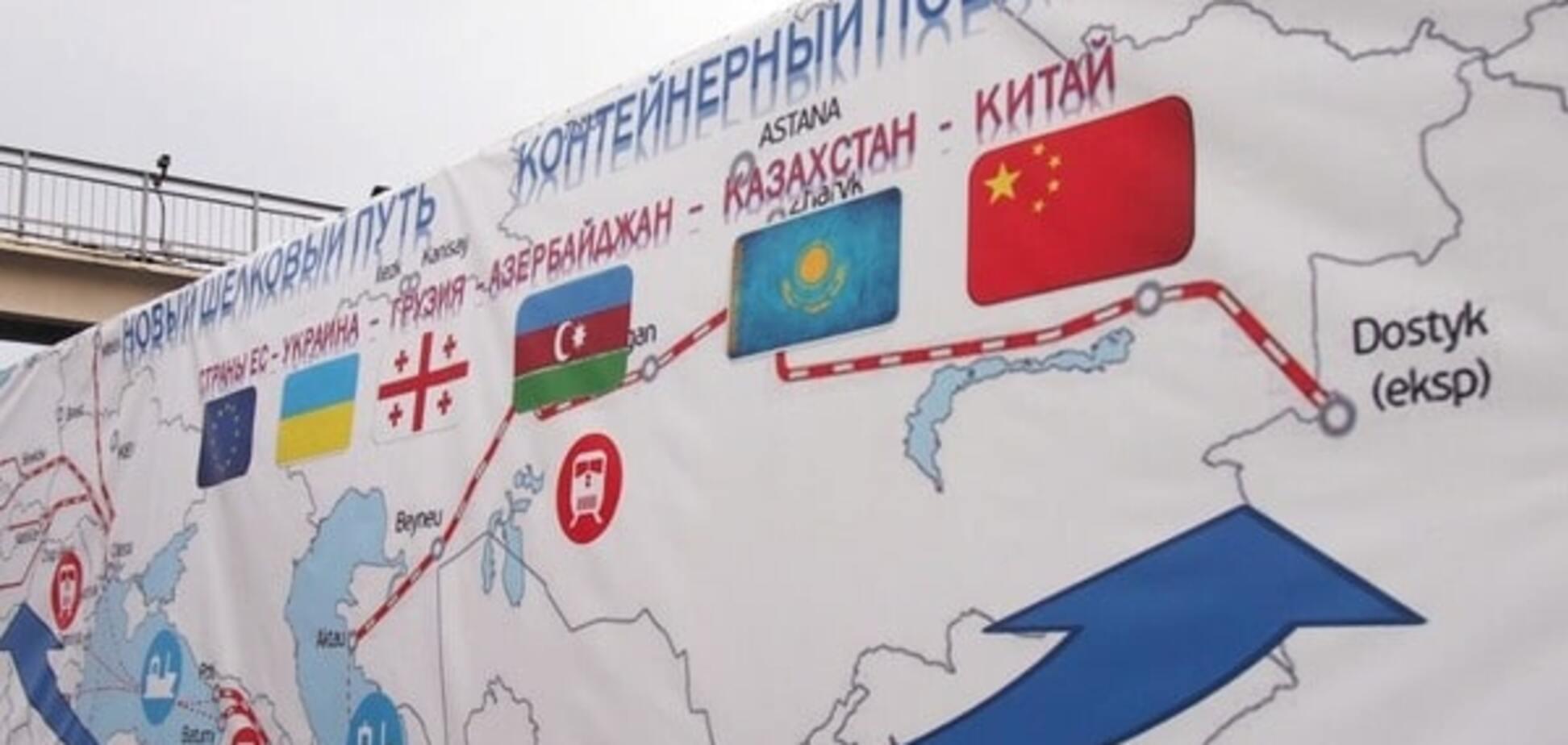Повз Росії: що завадило 'шовковому' поїзду вчасно прибути в Китай