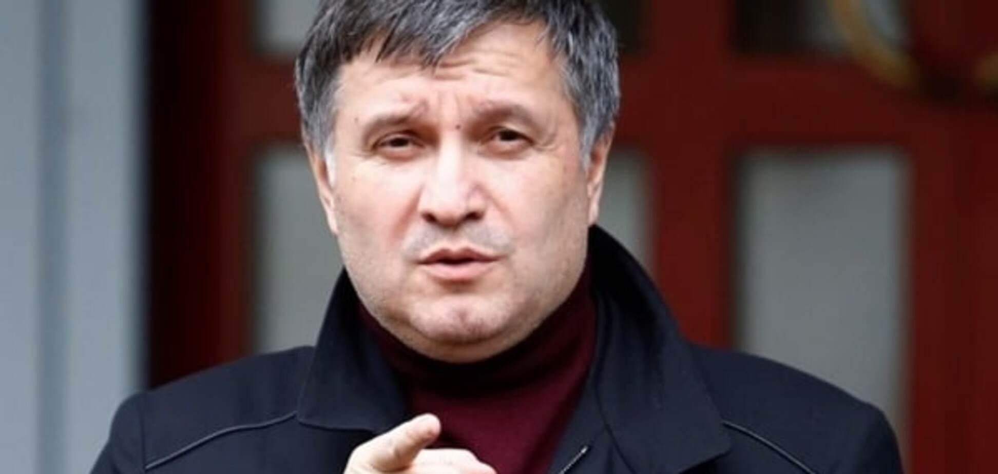 Погоня со стрельбой в Киеве: Аваков одобрил действия полиции