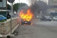 Кризис в ЕС: потерявший работу итальянец сжег себя вместе с автомобилем