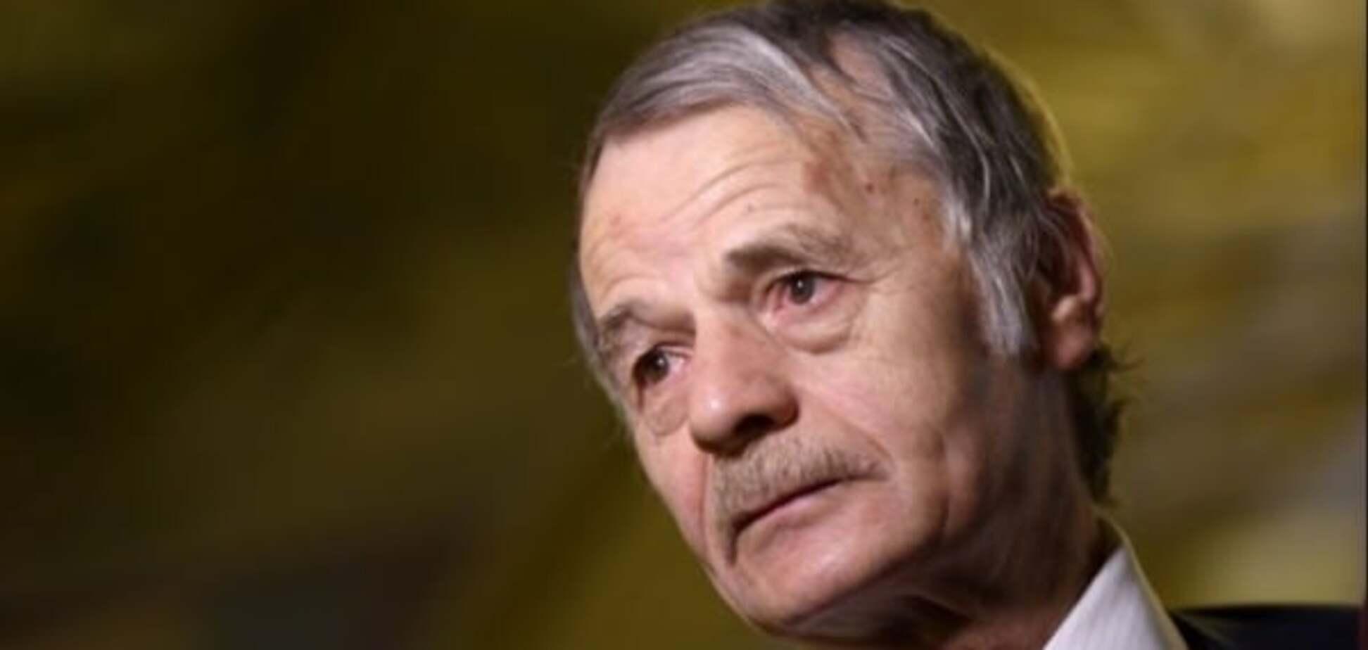 Питання деокупації Криму повинне буте розглянуте в Мінську - Джемілєв