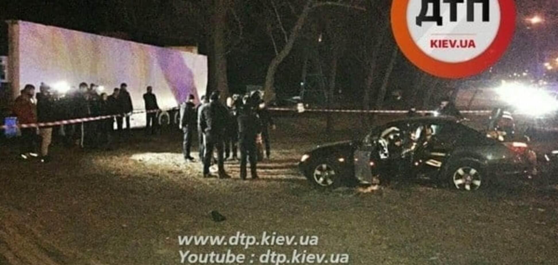 Погоня в Киеве: полицейских отстранили от службы на время расследования