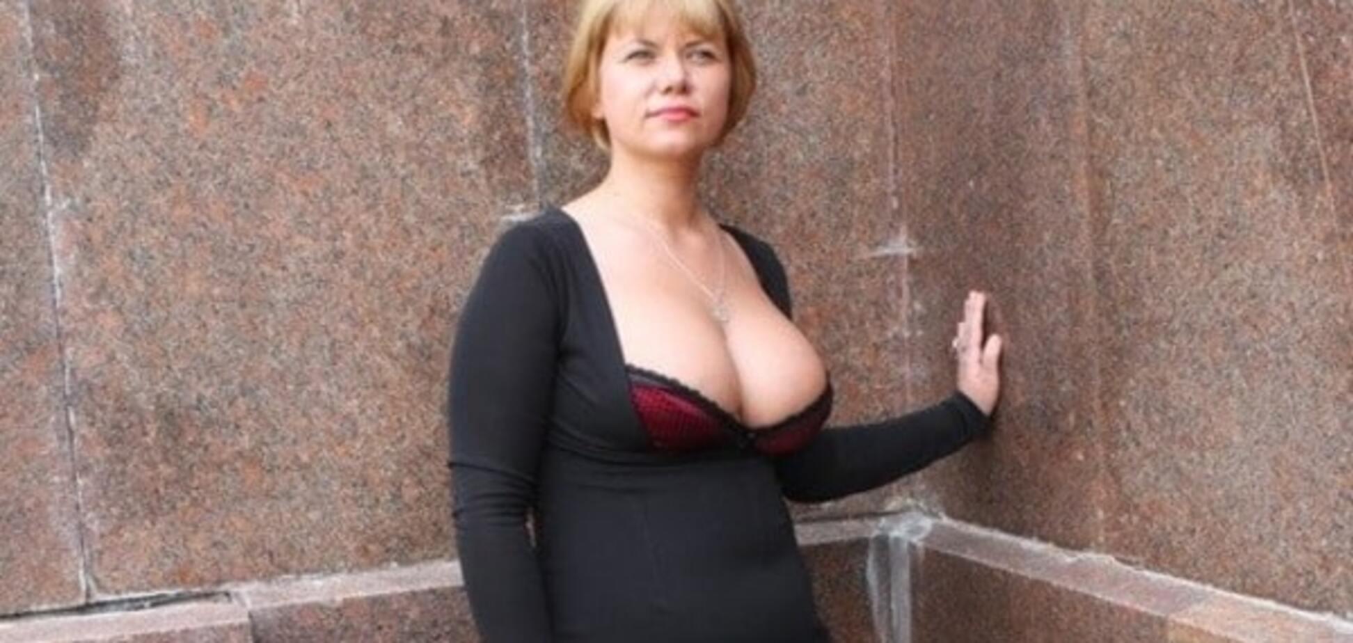 'Гаряча жінка': у мережі показали відверті фото нової 'годувальниці' російської Держдуми