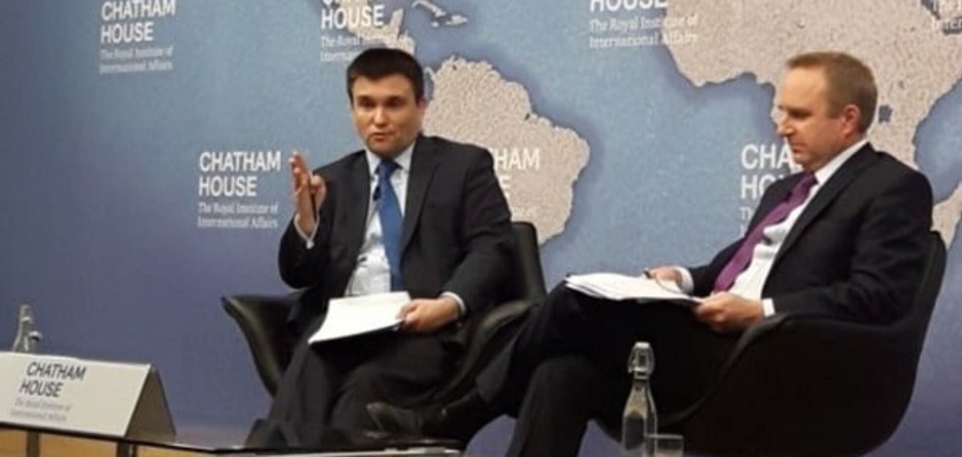 Климкин сделал заявление о федерализации Украины