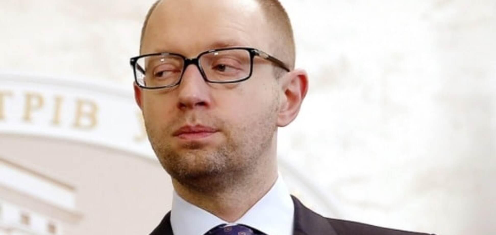 Яценюк: казнить нельзя голосовать