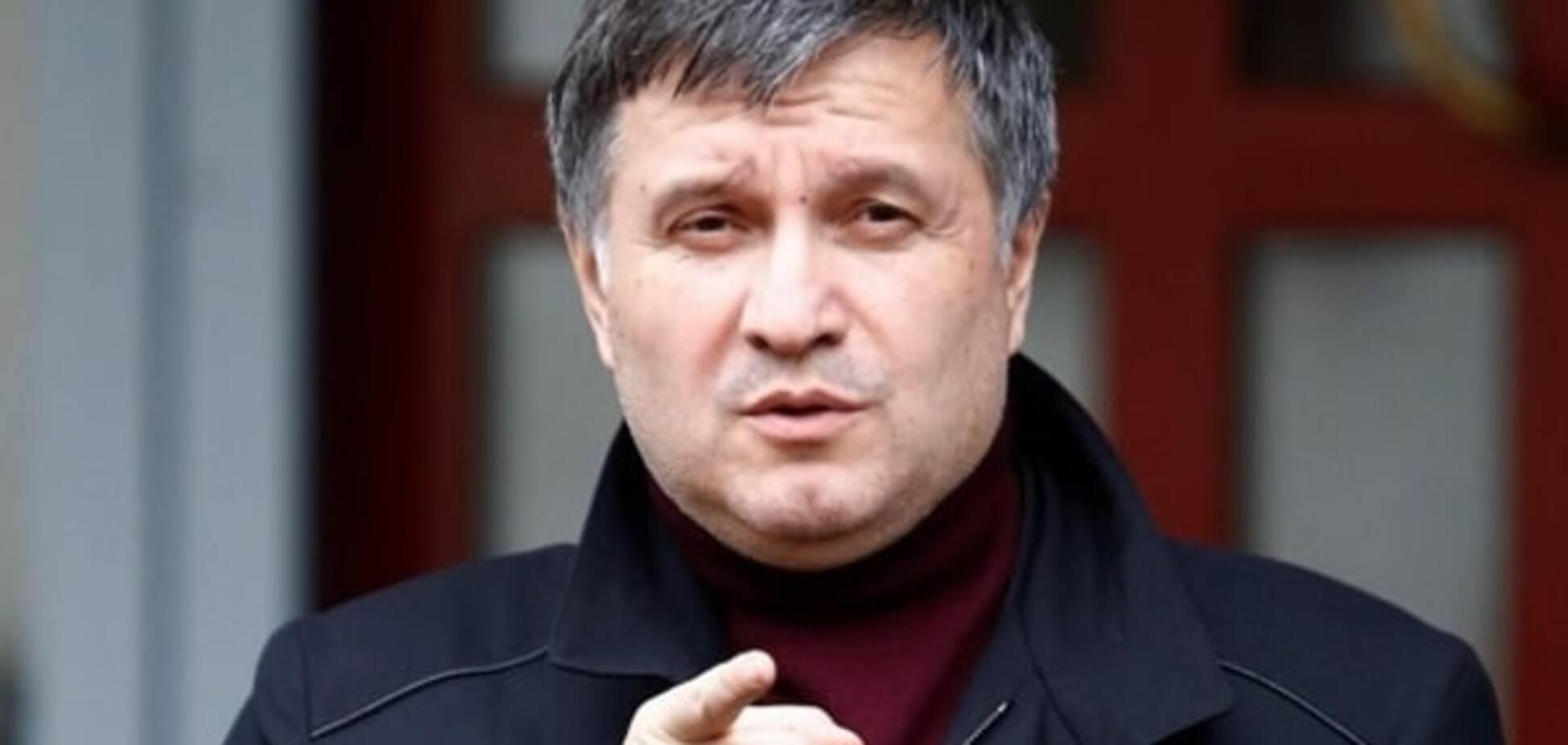 Аваков назвав головну помилку поліції під час кривавої погоні за BMW