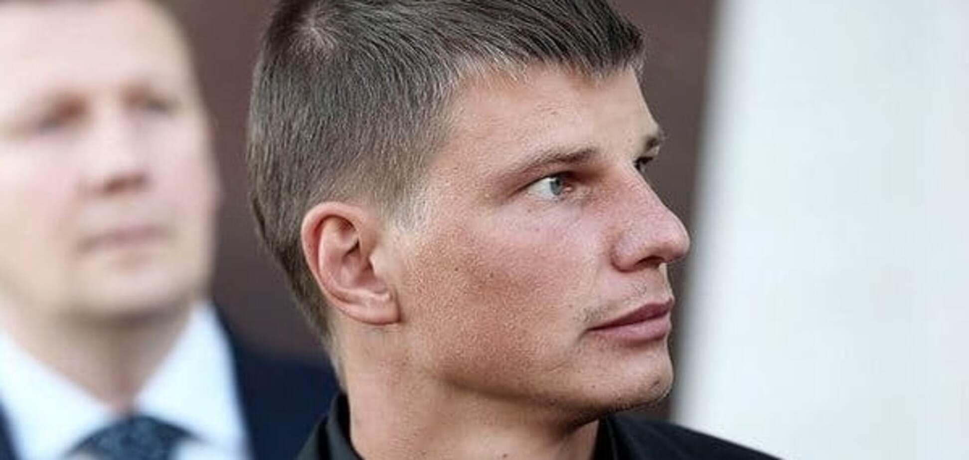 Відомий російський футболіст став жертвою 'привортного зілля'