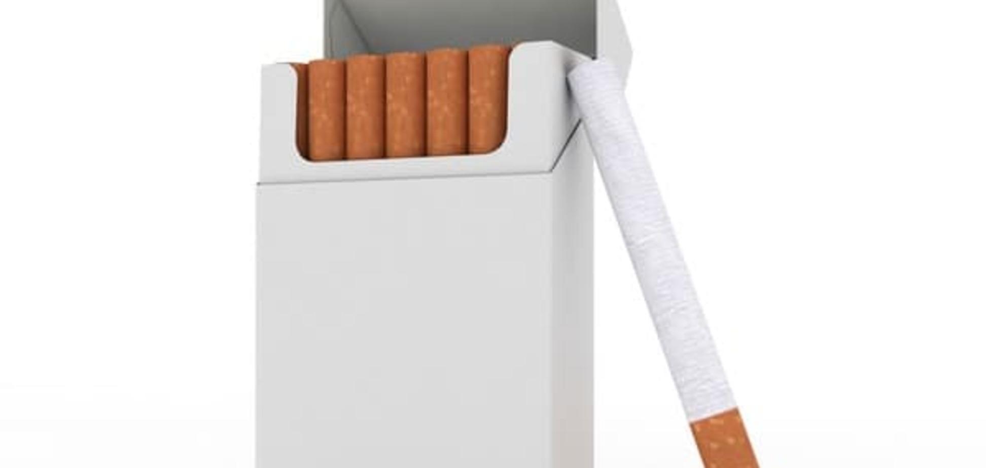 Кабмін передумав знижувати ціни на сигарети